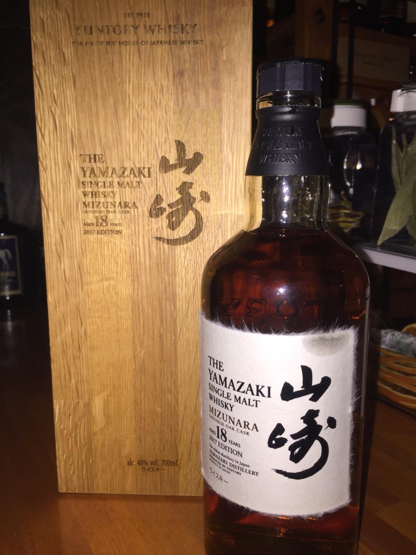 YAMAZAKI 18Y. MIZUNARA 2017 Release 48%