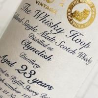 クライヌリッシュ 1995 - 2019、23年 56.9% シグナトリー for The Whisky Hoop