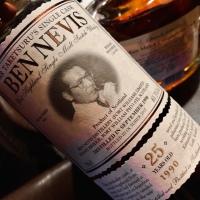 ベンネヴィス 1990 - 2015、25年 61.3% 竹鶴カスク