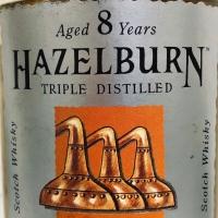 ヘーゼルバーン 8年(1999 - 2008) 46% オフィシャルボトル